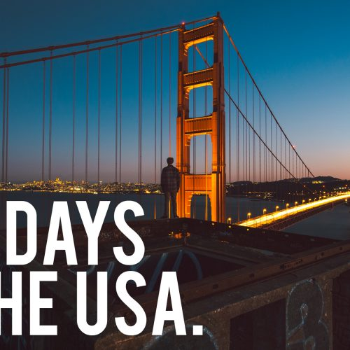 Ten Days In The USA